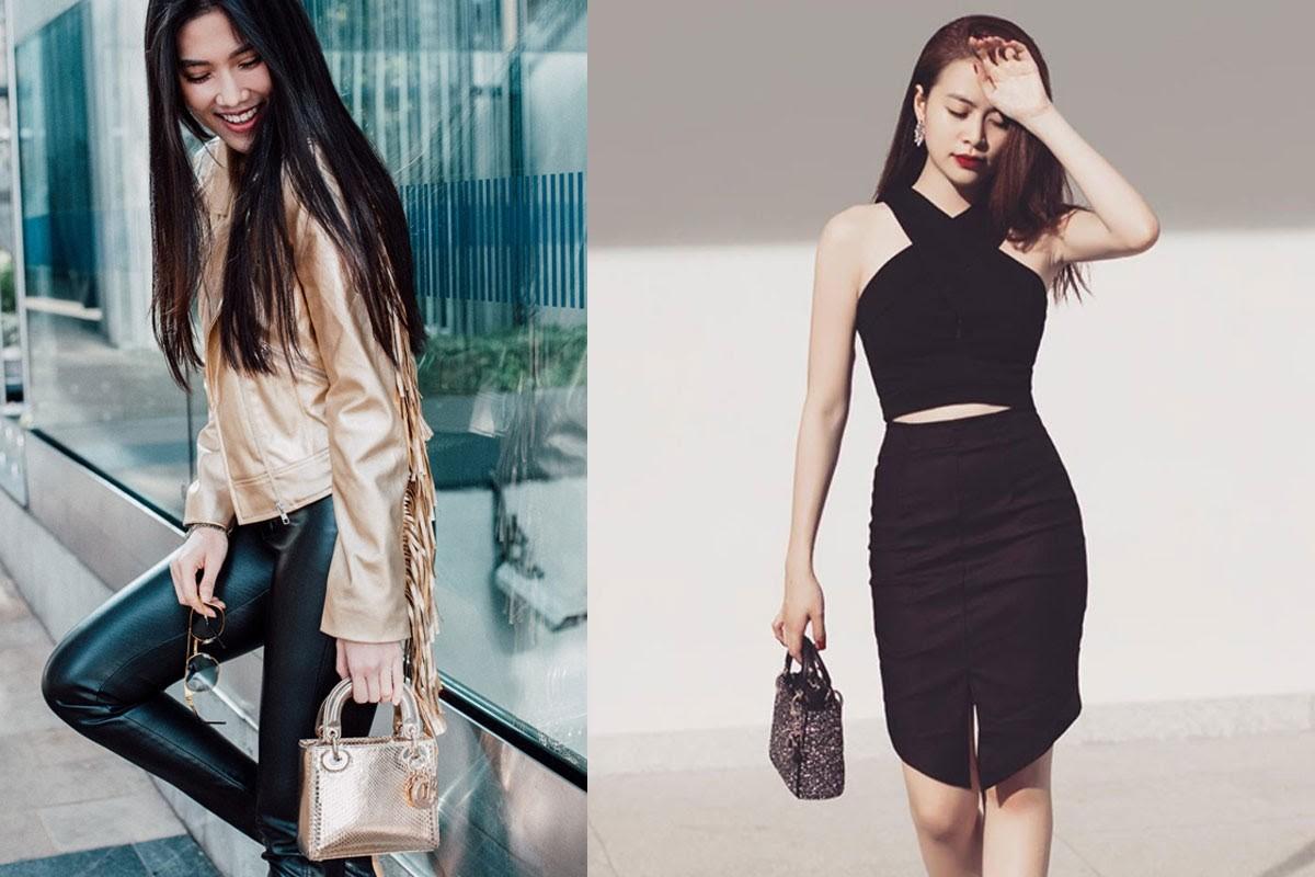 Túi Lady Dior mini: Chiếc túi hiệu khiến quý cô sành điệu mê mẩn