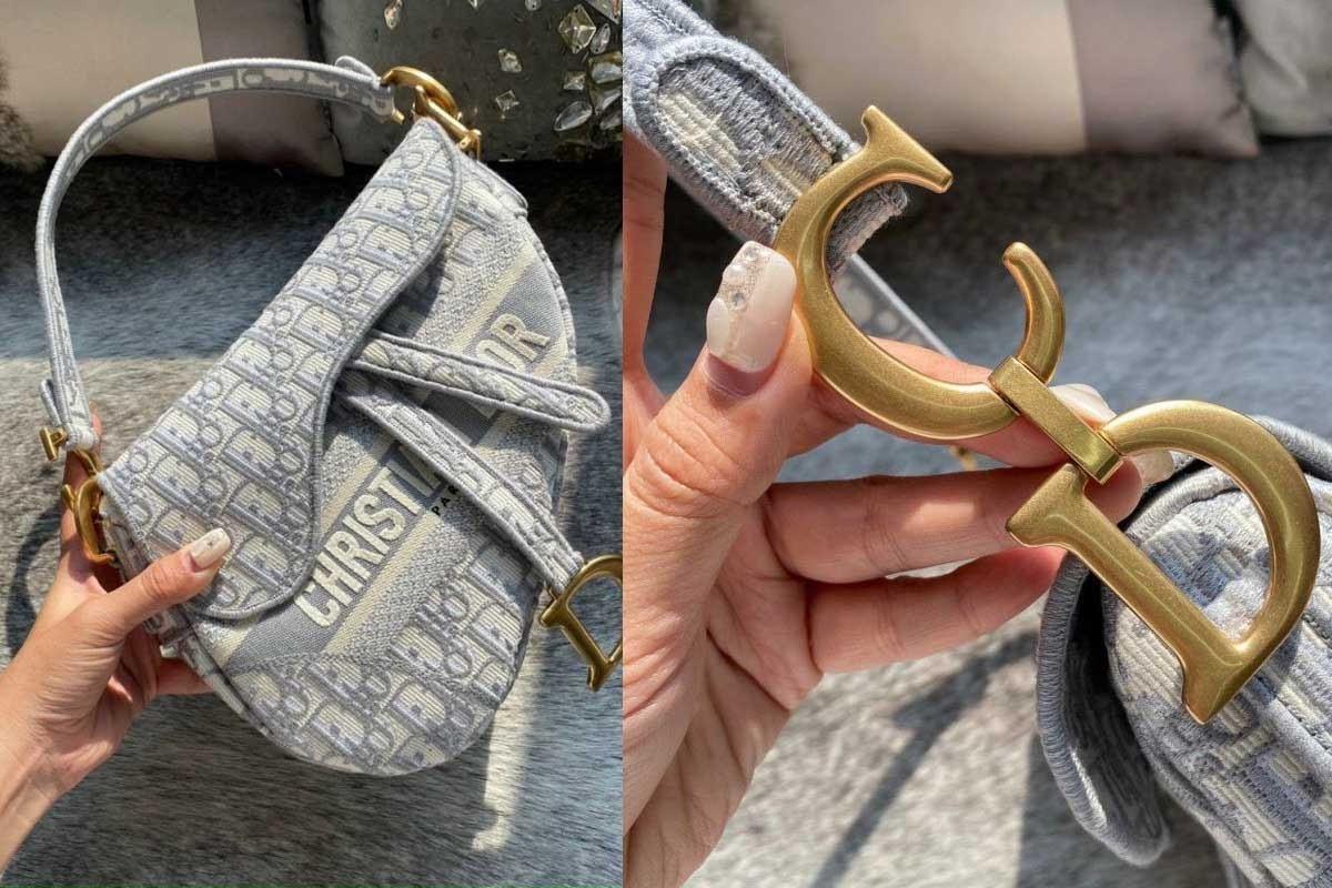 Điều gì giúp túi Dior yên ngựa khiến giới mộ điệu mê mẩn?