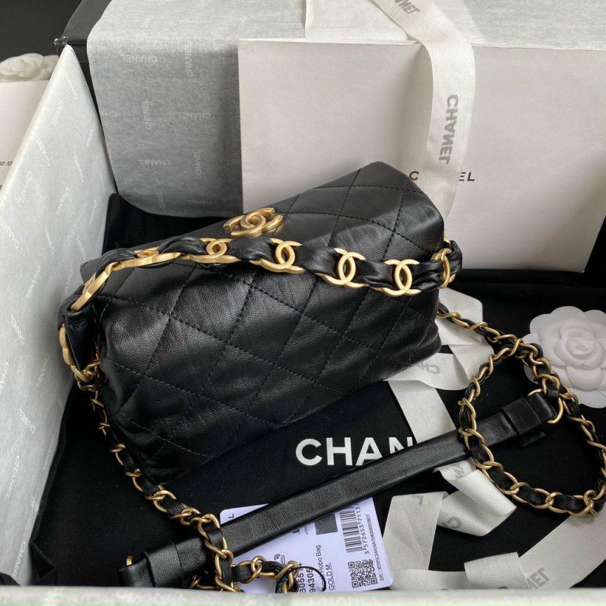 Túi Xách Chanel Box - Đen