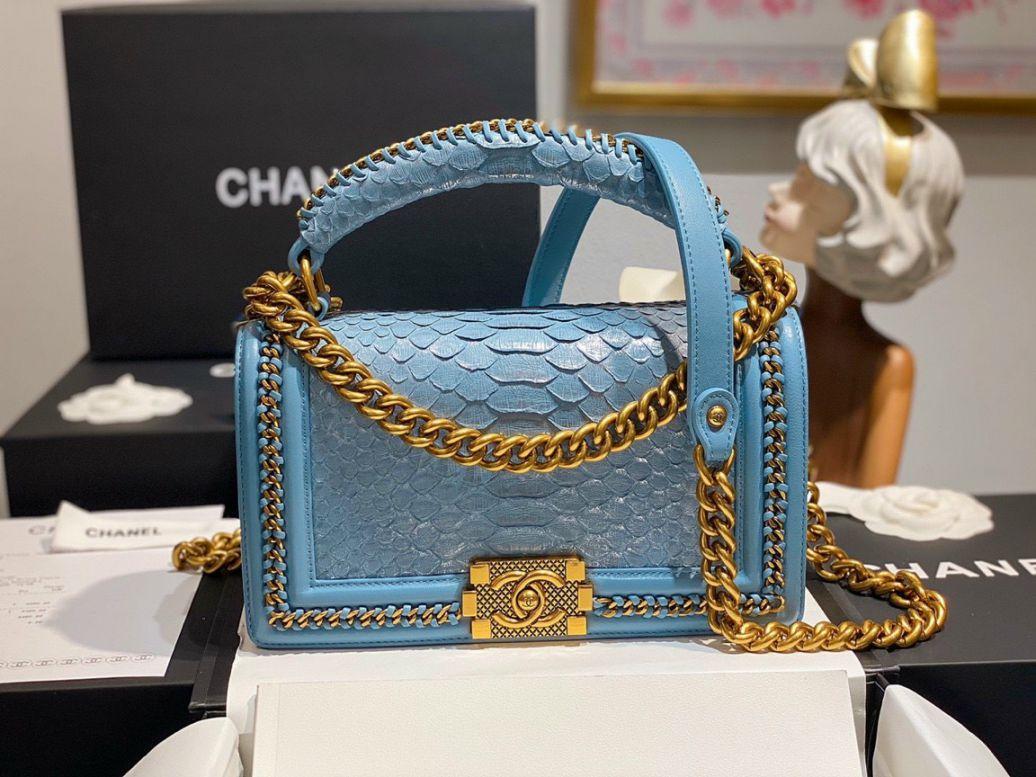 Bộ sưu tập các loại túi xách Chanel được yêu thích nhất 2021