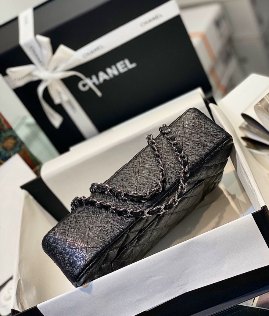 Túi Xách Chanel Classic – Đen