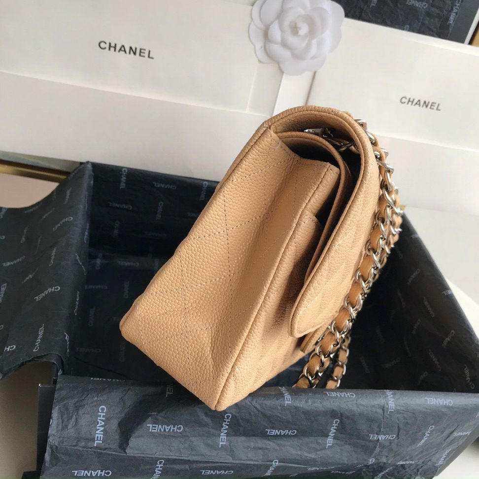 Túi Xách Chanel Classic - Nude