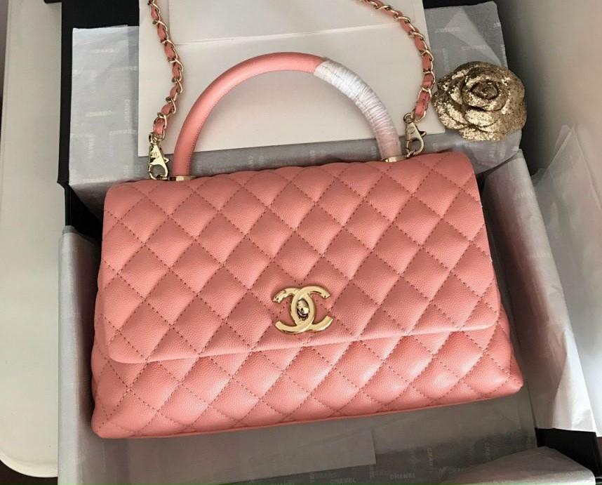 Túi Xách Coco Chanel – Chiếc túi khiến phái đẹp say mê