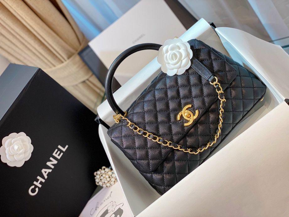 Túi Xách Chanel Coco – Đen