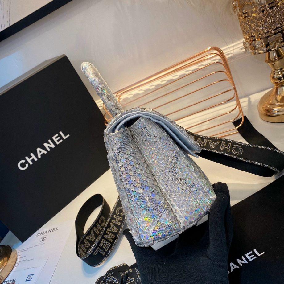 Túi Xách Chanel Coco Mini Mãng Xà