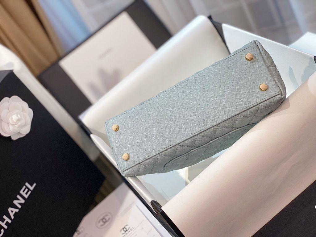 Túi Xách Chanel Coco Mini – Xanh Mint