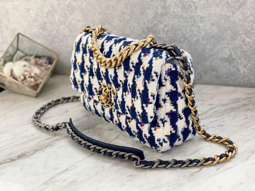 Túi Xách Chanel 19 Flap Bag – Dạ