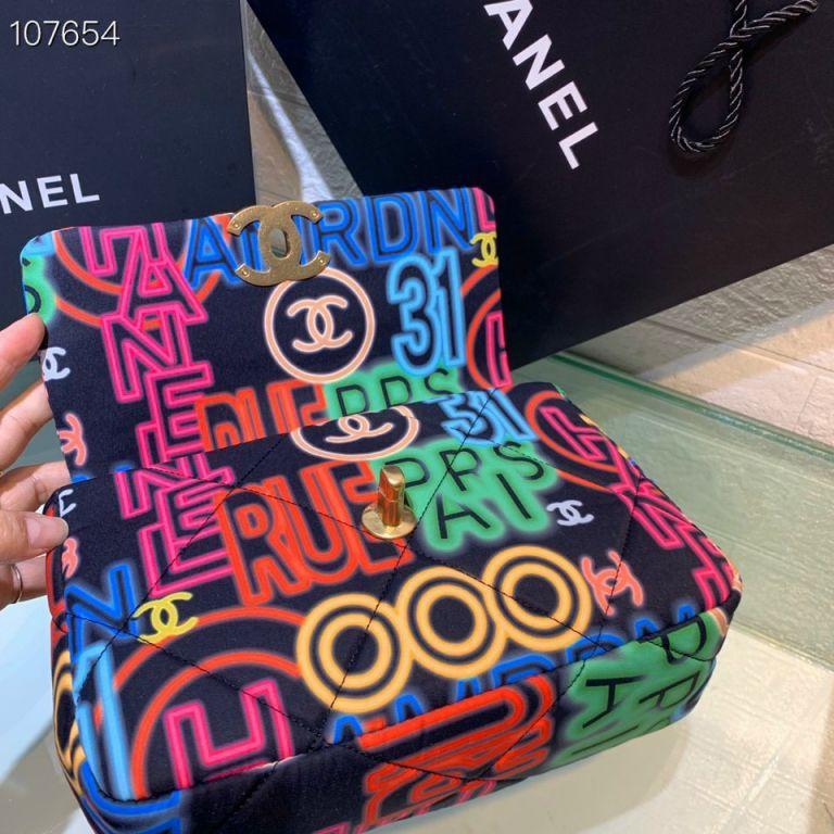 Túi Xách Chanel 19 Handbag