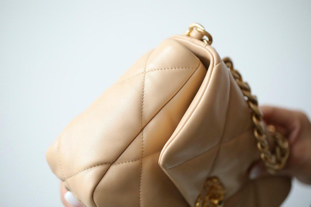 Túi Xách Chanel 19 Flap Bag – Be