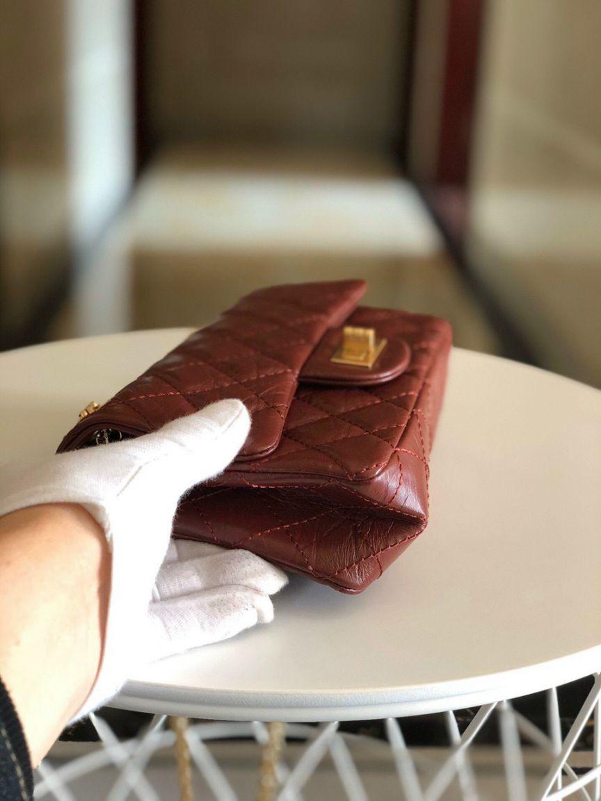 Túi Xách Chanel 2.55 – Đỏ