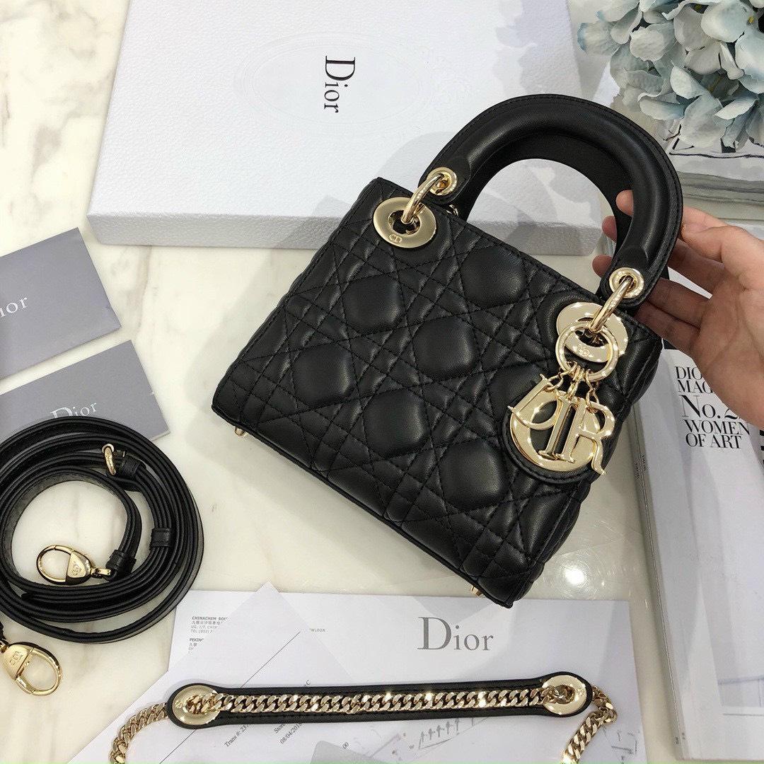 Vì sao túi Christian Dior được giới mộ điệusăn đón?