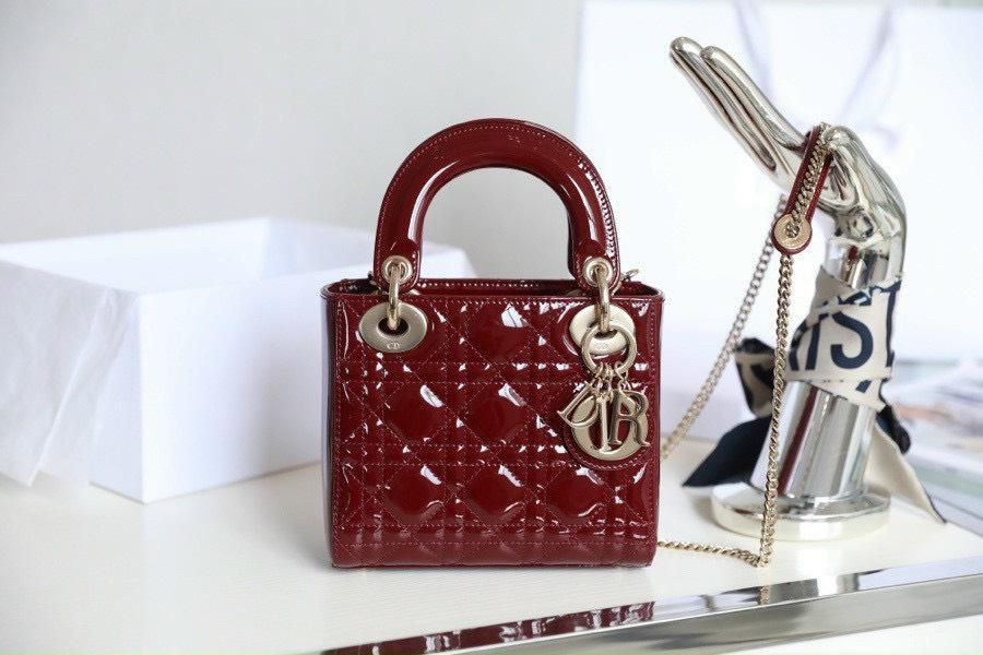 Tìm hiểu kích thước túi Dior Lady chi tiết và chính xác nhất