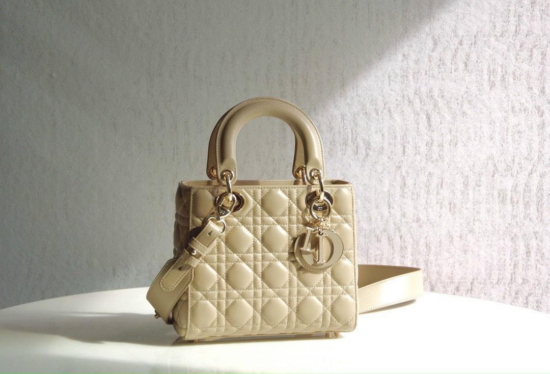 Review túi Lady Dior chi tiết và tận tâm nhất quả đất