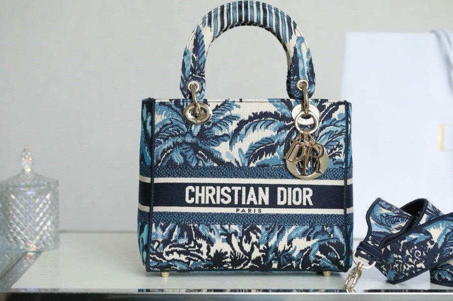 Điểm danh 3 kiểu túi Christian Dior chính hãng đáng đầu tư