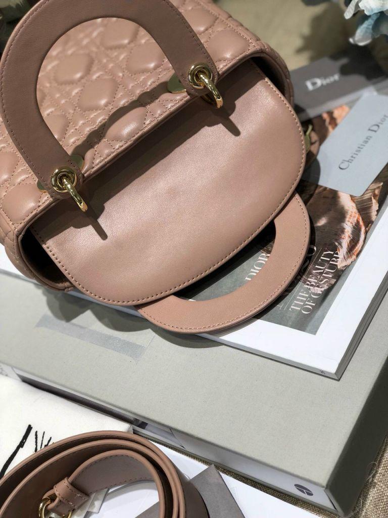 Túi Xách Christian Dior Lady - Hồng