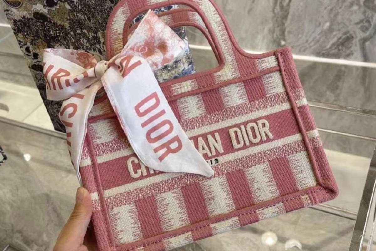 Tìm hiểu xu hướng túi xách Dior chính hãng 2021 hot nhất