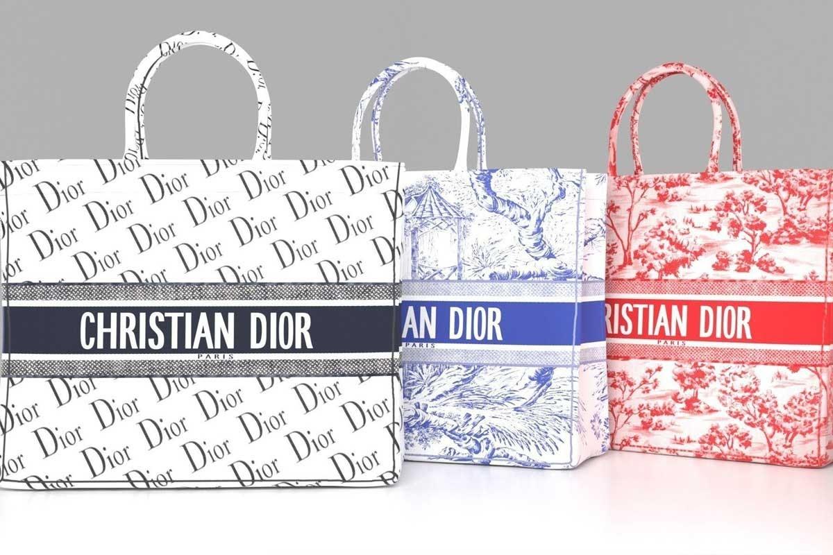 5 lý do Dior Book Tote khiến tín đồ thời trang phải chao đảo