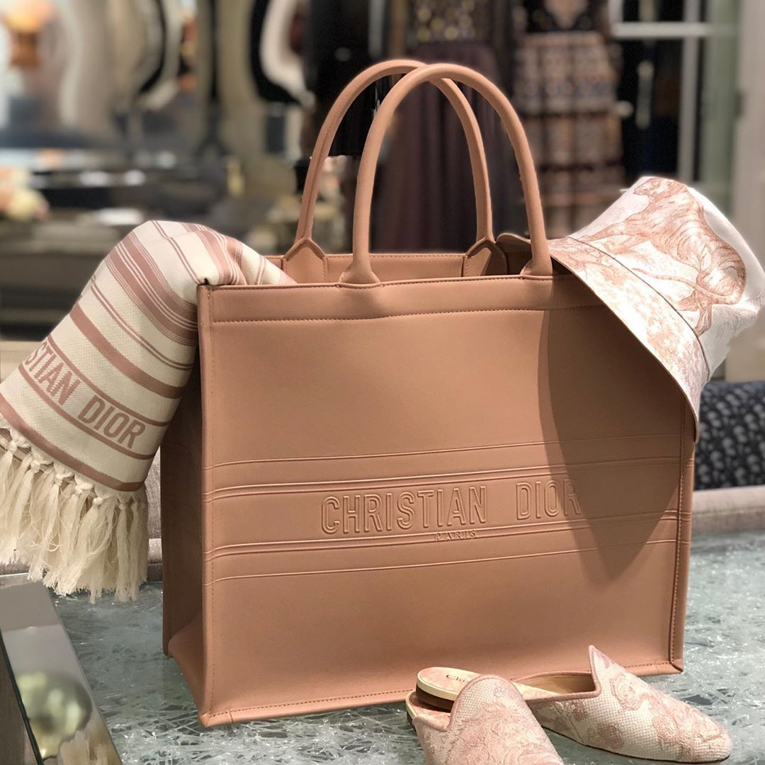 Cập nhật giá bán túi Dior Book Tote mới nhất hiện nay