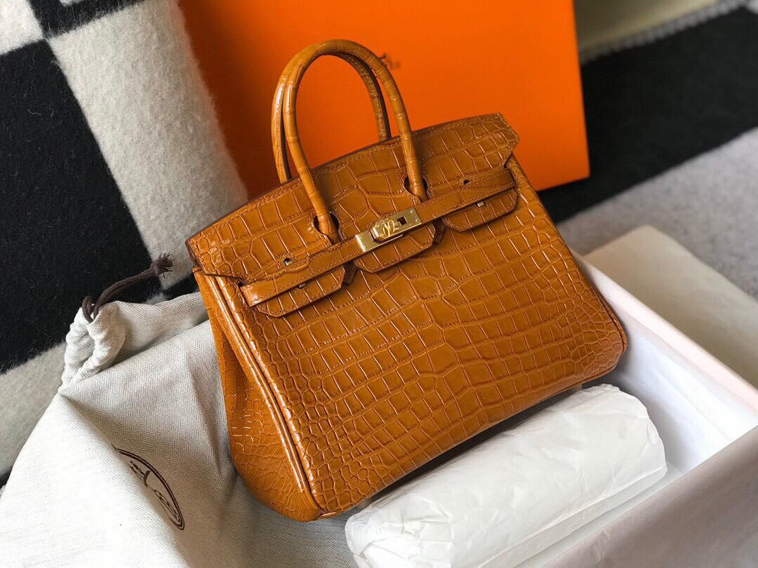 11 điều có thể bạn chưa biết về chiếc Hermes Birkin Bag