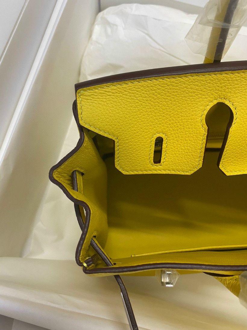 Túi Xách Hermes Birkin – Vàng