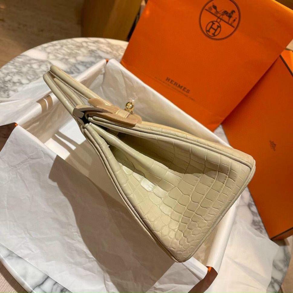 Review túi xách Hermes Birkin chi tiết và tận tâm nhất