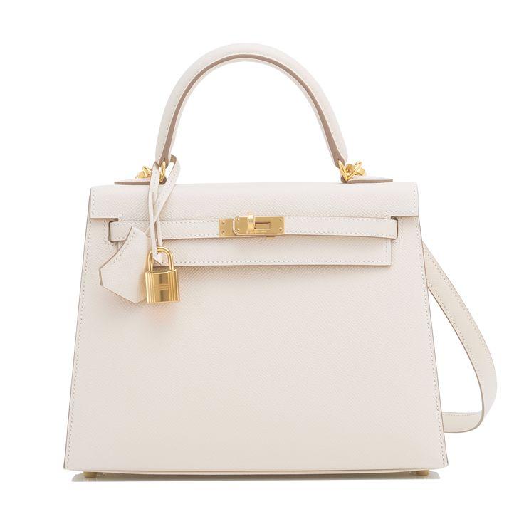 Điểm danh 5 túi xách hàng hiệu màu trắng làm thế giới phát hờn
