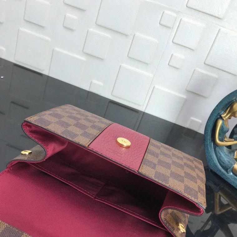 Túi Xách LV Bond Street BB – Đỏ
