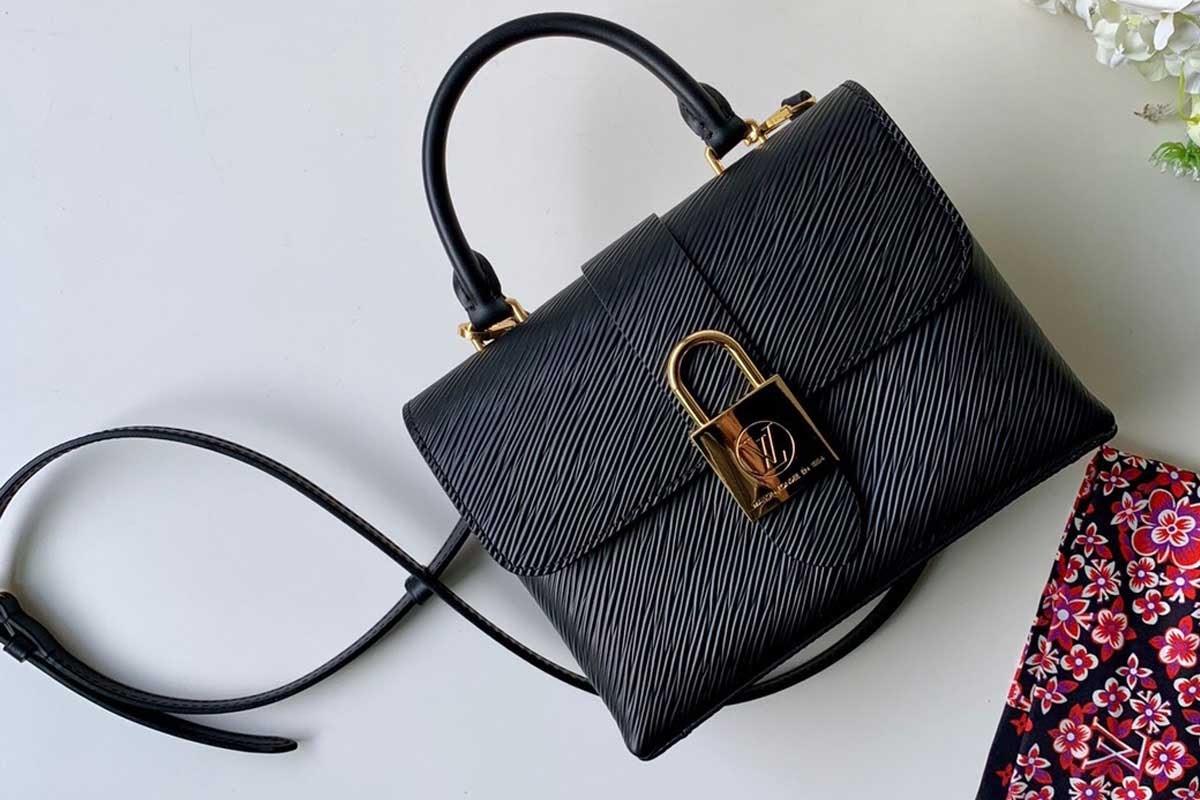 7 mẫu túi Louis Vuitton đen hấp dẫn mọiánh nhìn