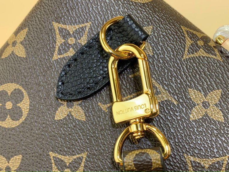 Túi Xách LV Marignan Messenger Bag - Đen