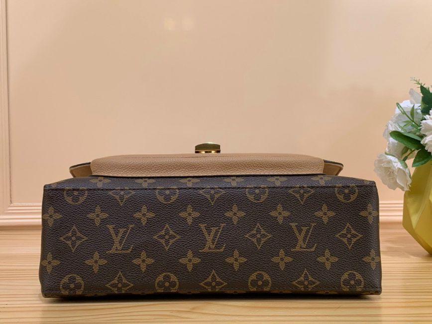 Túi Xách LV Marignan Messenger Bag - Nâu