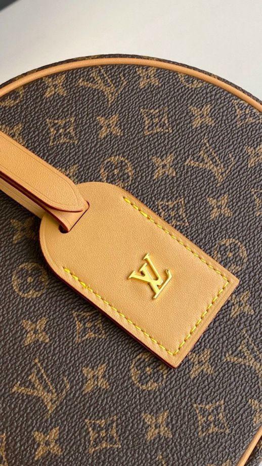 LV Petite Boite Chapeau Monogram