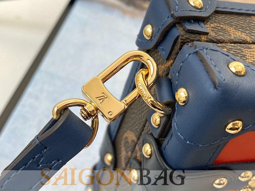 3 mẫu túi Louis Vuitton hộp được gia công tỉ mỉ nhất của LV