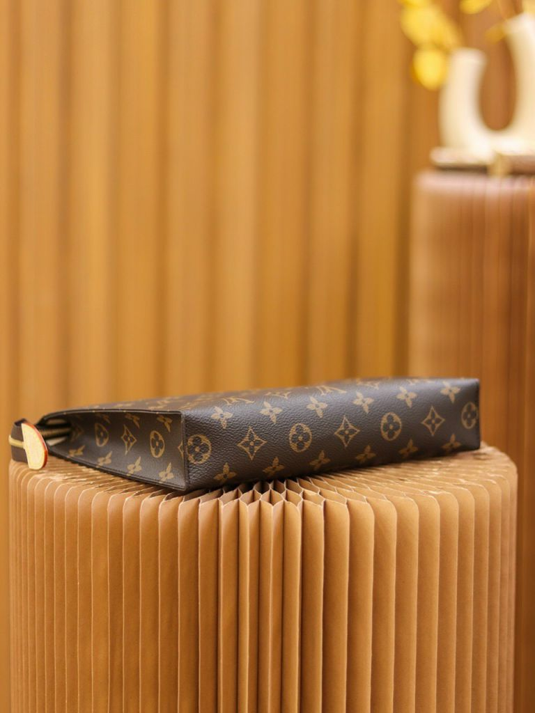 LV Toiletry Pouch 26