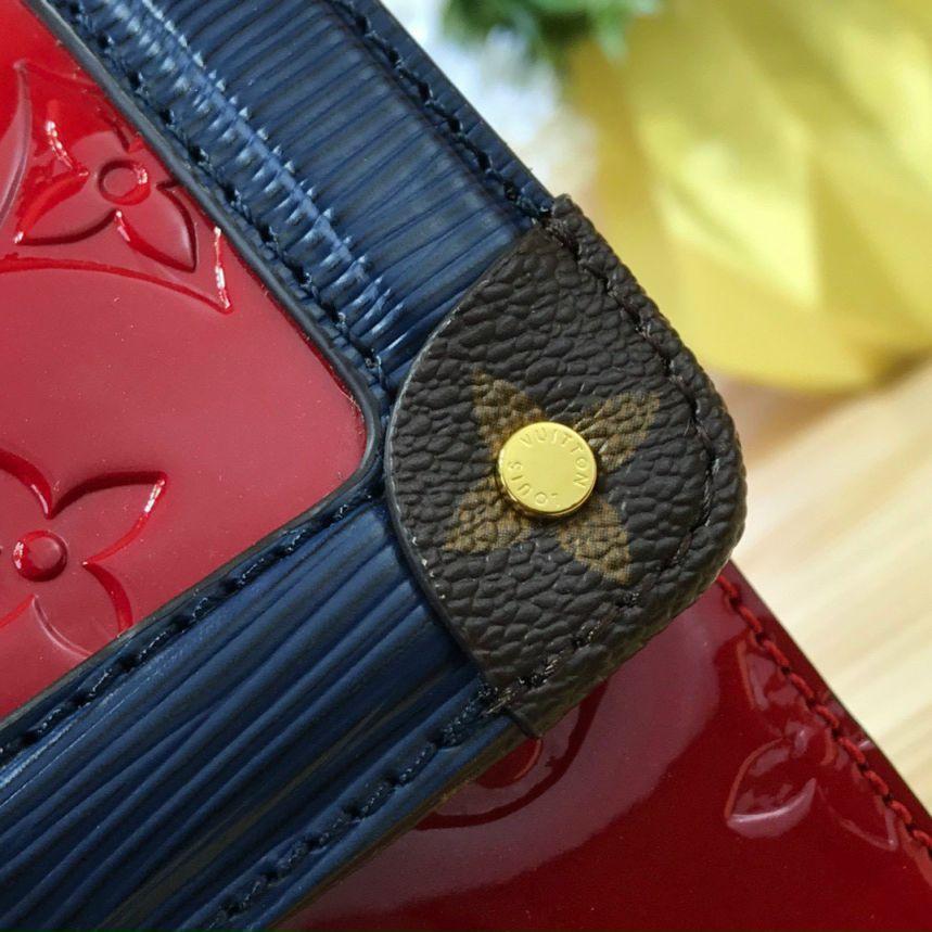 Túi Xách LV Wynwood Bag – Đỏ