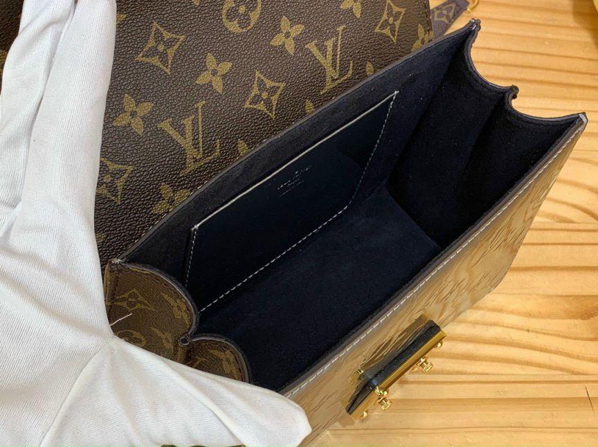 Túi Xách LV Wynwood Bag – Ghi