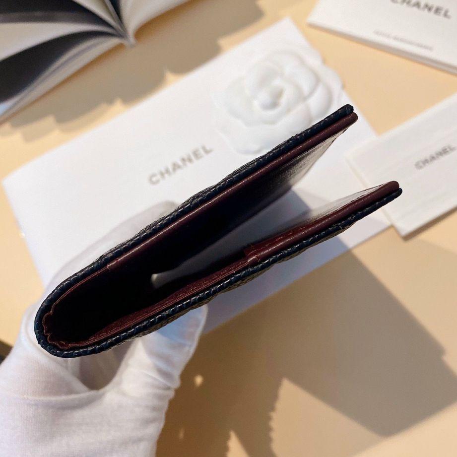 Chanel Pasport Holder