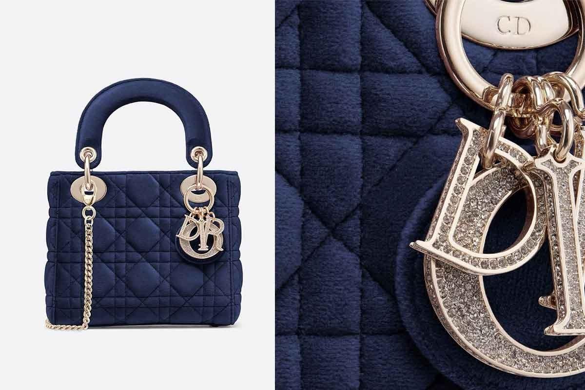 Xu hướng túi Dior chính hãng mới nhất khiến giới mộ điệu say mê