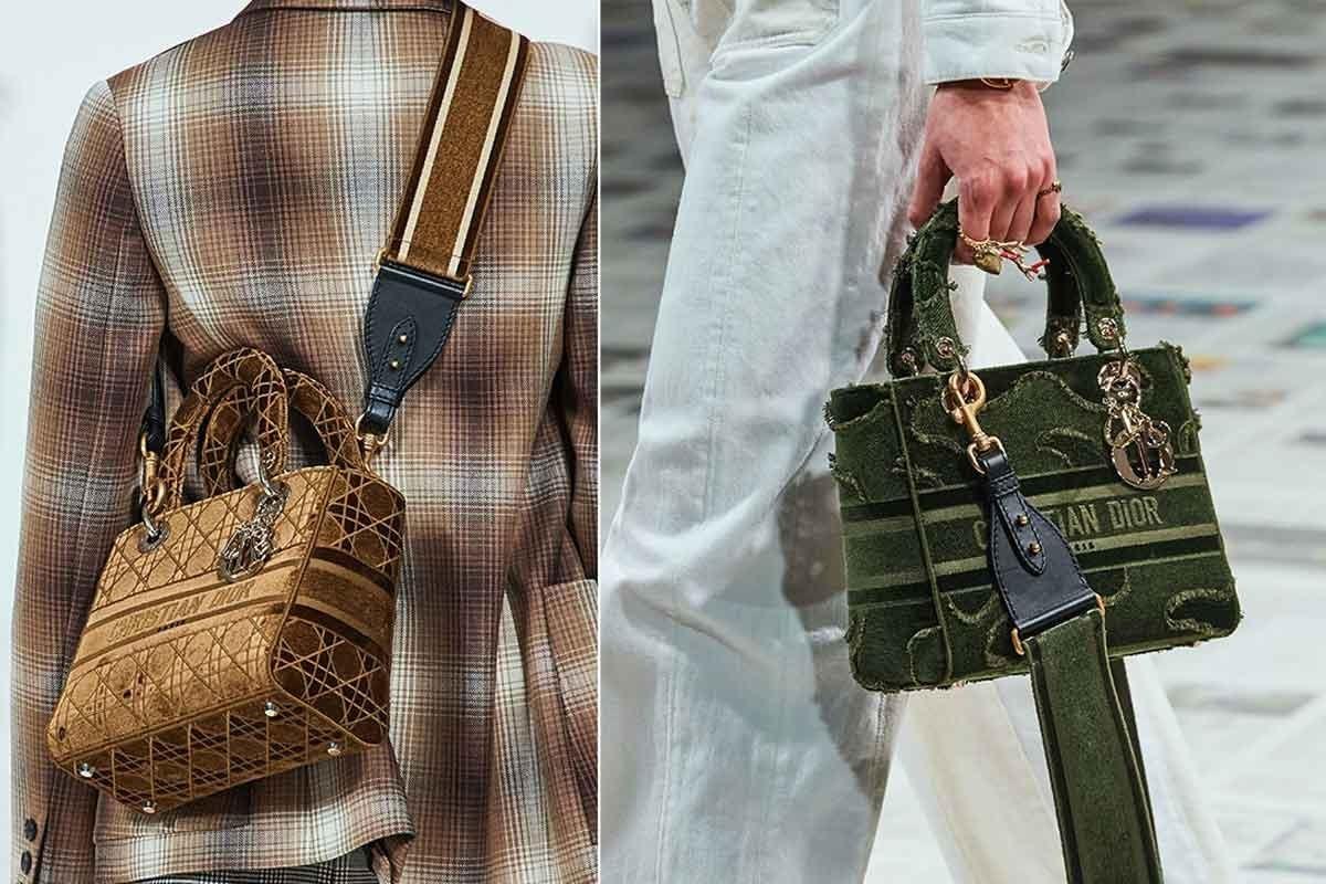5 thay đổi bất ngờ của túi Dior chính hãng trong BST mới