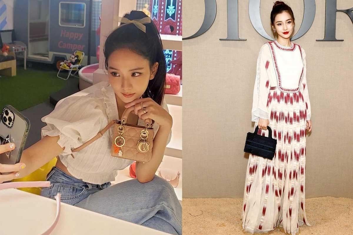 Túi Dior Mini: Vẻ đẹp hoàn hảo làm nao lòng phái đẹp