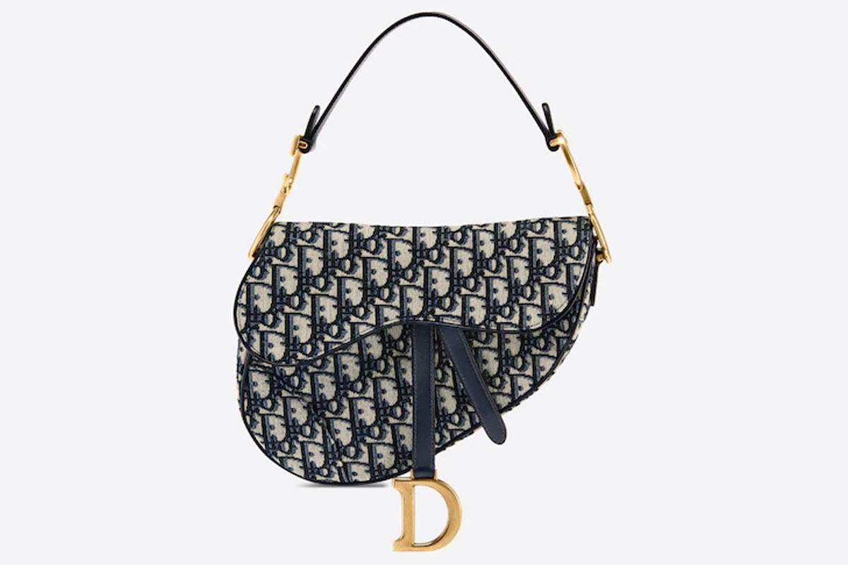 BST túi Dior yên ngựa thổ cẩm cá tính khiến nàng phát cuồng