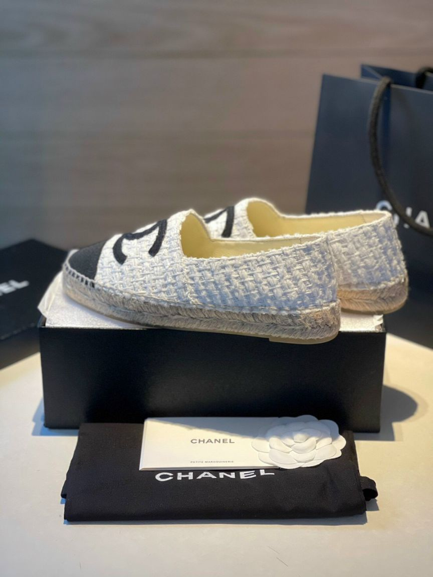 Giày Cói Chanel