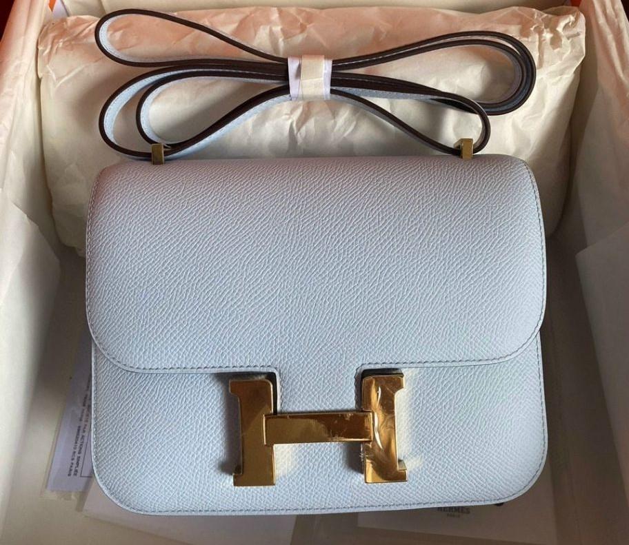 3 mẫu túi Hermes chính hãng chỉ dành cho khách VIP