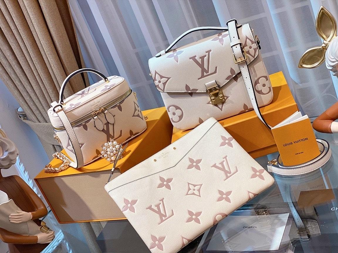 Cập nhật bộ sưu tập túi xách Louis Vuitton mới nhất