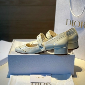 Christan Dior Mary Jane Shoes