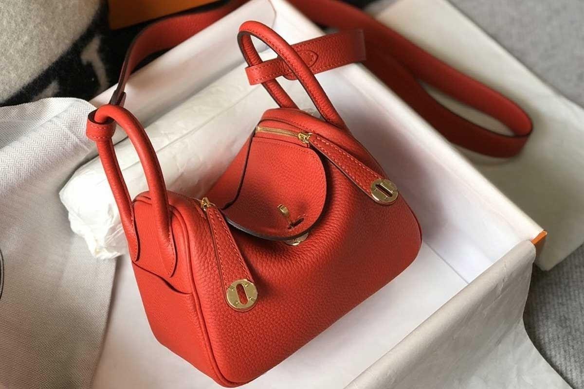 Điểm danh những mẫu túi Hermes Mini đốn tim phái đẹp
