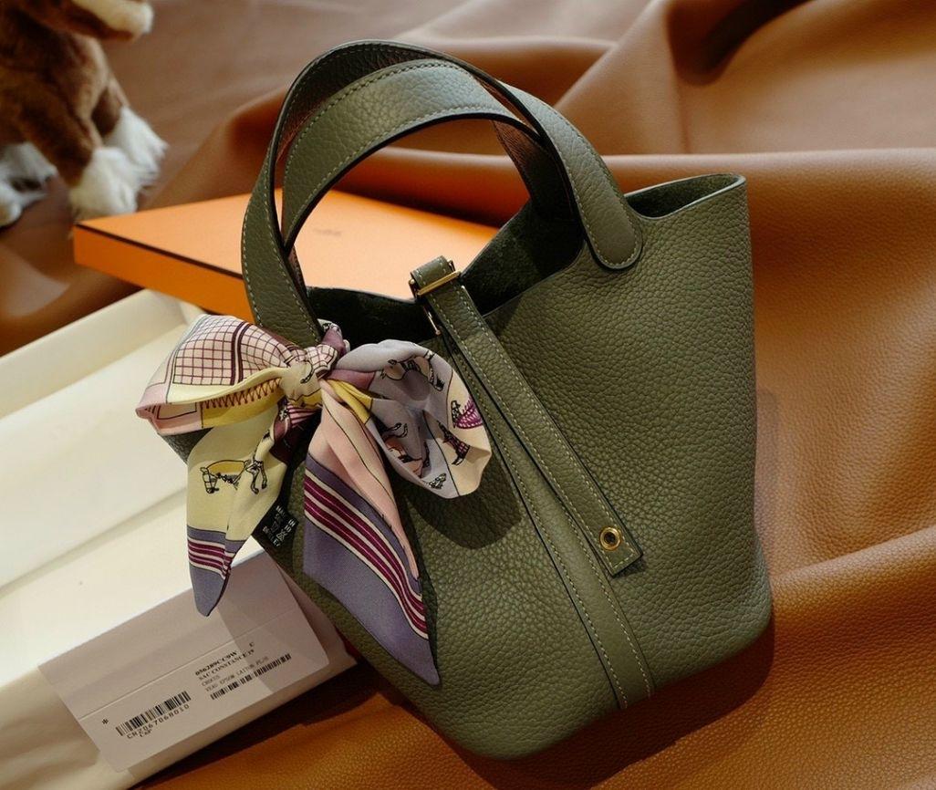 Review túi Hermes mini chính hãngchi tiết nhất