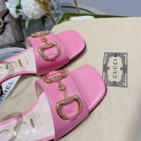 Sandal Gucci 2021 - Gót 2.5cm